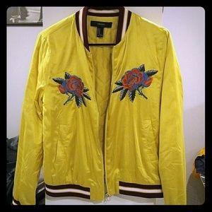 Yellow Souvenir Jacket